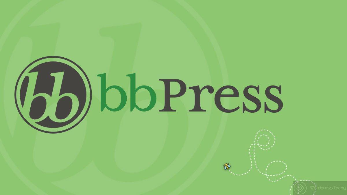 Bbpress Widgets