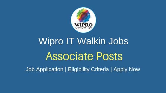 wipro vacancy